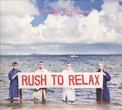 Eddy Current Suppression Ring - Rush to Relax, Blue