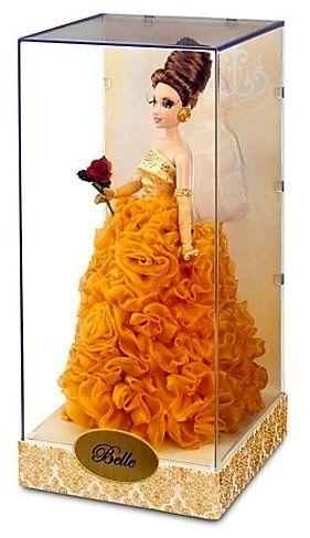 Disney Designer Princess Dolls LE - Belle