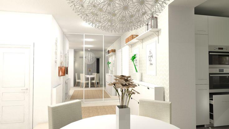 Modernizácia RD - vstupná chodba   Atelier Of Living
