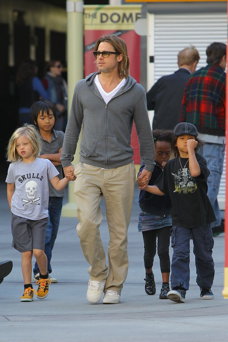 In Honor Of Brad Pitt's 51st Birthday, Here Are 51 Times He Was Perfect
