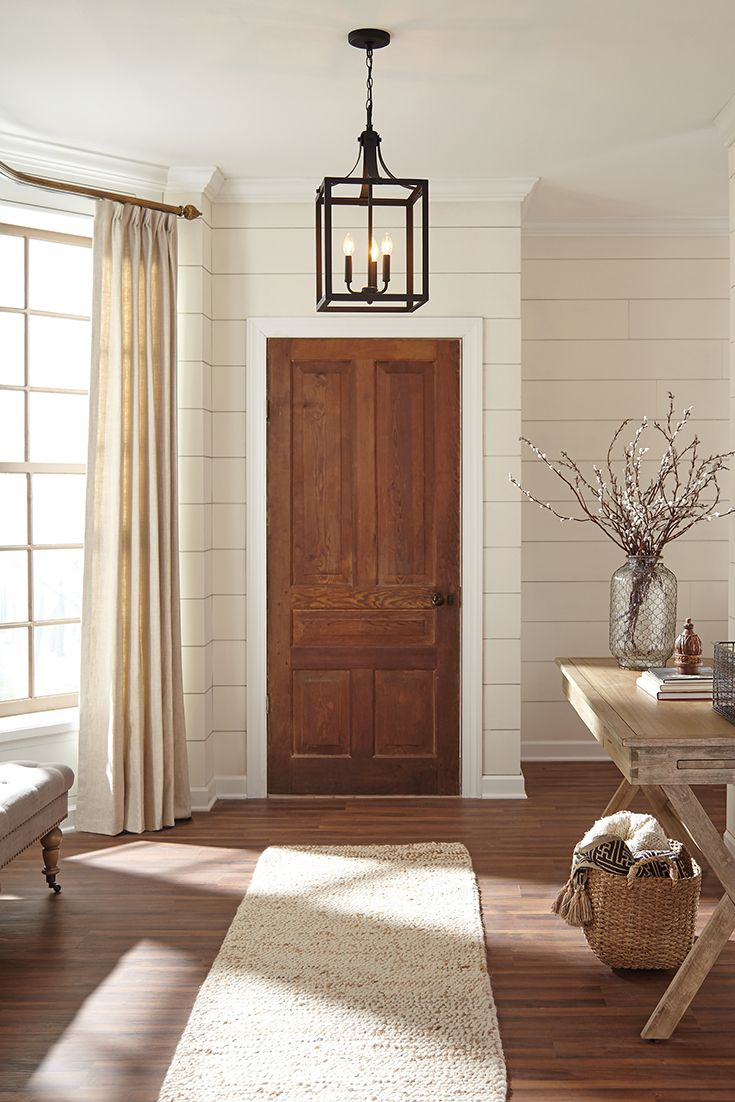 Entrance Hall Pendant Lighting Take a tour around this stylish
