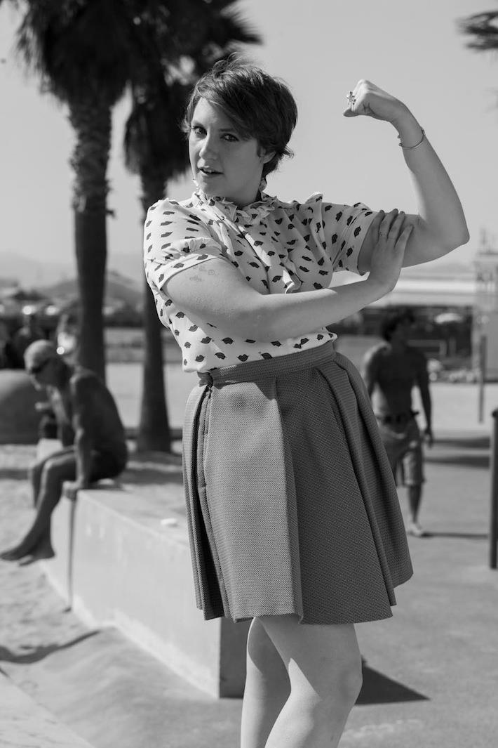 Lena Dunham - director, producer, actress, writer