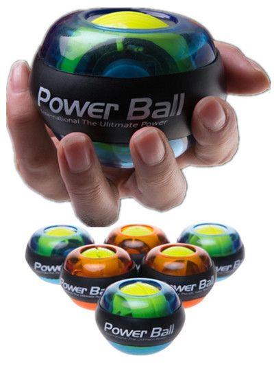 Ce из светодиодов световой powerball запястья мяч фитнес-мяч бола де ла aptitud бола де фитнес boltanum Jugar а-ля пелота мано