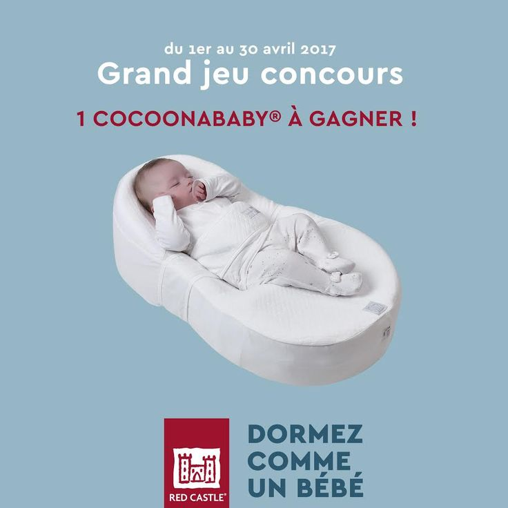 """Red Castle - Concours """"Cocoonababy"""""""