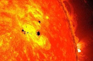 Ηλιακός άνεμος  ηλιακές καταιγίδες: Πόσο επικίνδυνα φαινόμενα είναι;