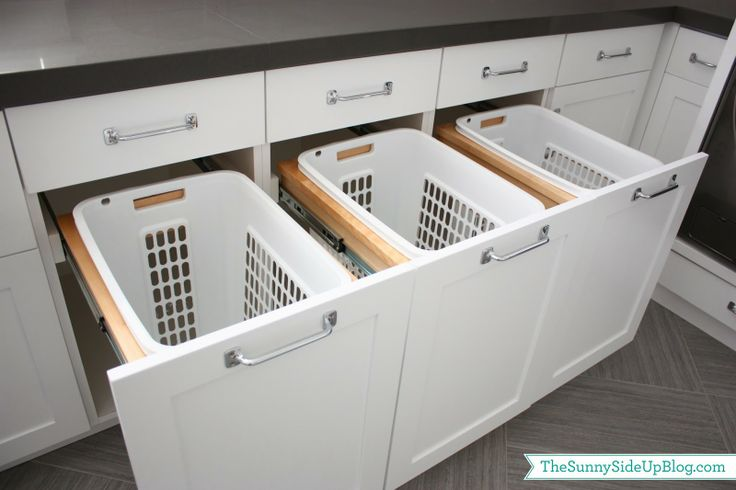 Sunny Side Up: Laundry Room