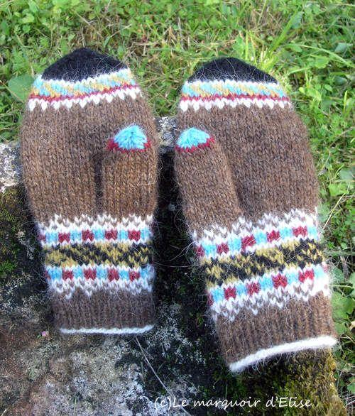 Moufles islandaises