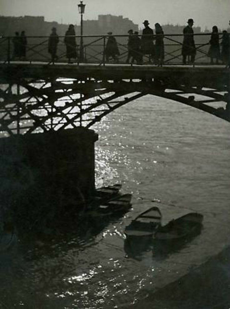 Paris - 1930's - Photo by Brassaï
