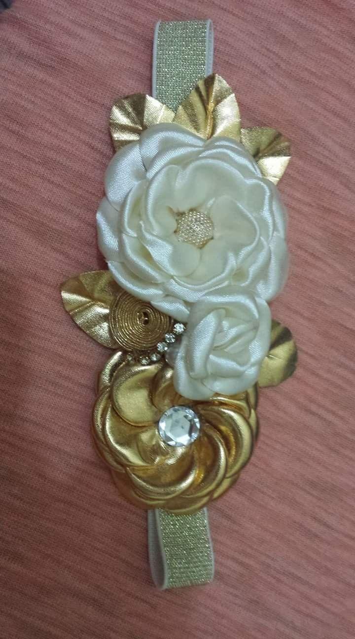 7f440906 Pin de Johanna Mera en cintillos | Diademas para bebés, Moños con ...