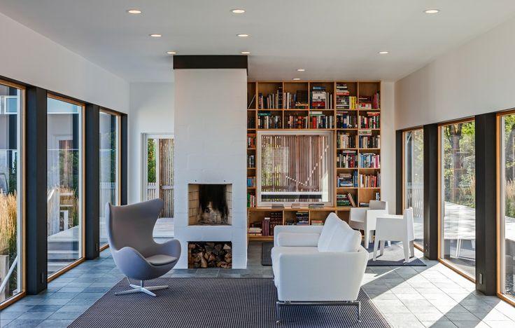 Good Gallery Of Hall House / Salmela Architect   18