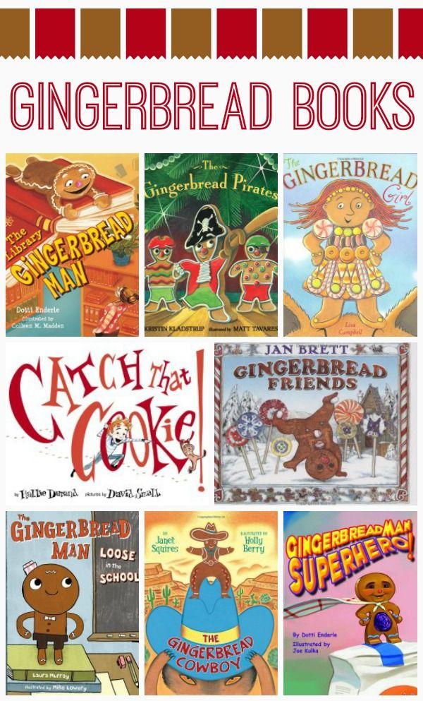 Best 25 Gingerbread Man Book Ideas On Pinterest