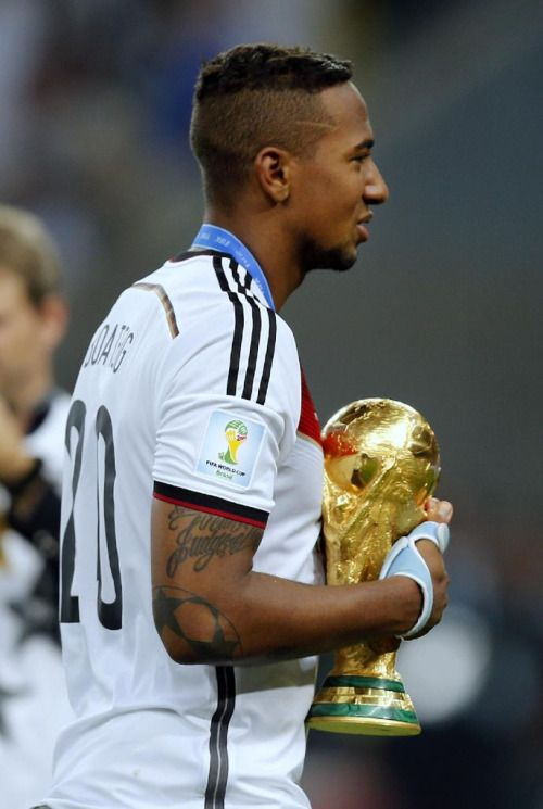 Jerome Boateng Weltmeister 2014