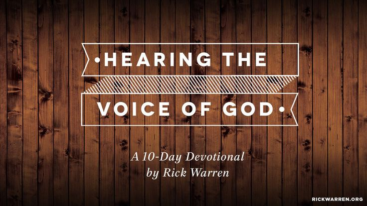 I just finished day 3 of the @YouVersion plan 'Hearing The Voice Of God'. Check it out here: #BibleFor21
