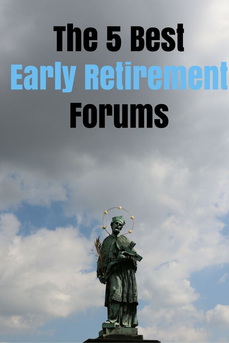 Here are five awesome early retirement forums. If you're looking to retire early, hanging out on these forums is one of the best ways to learn finance.