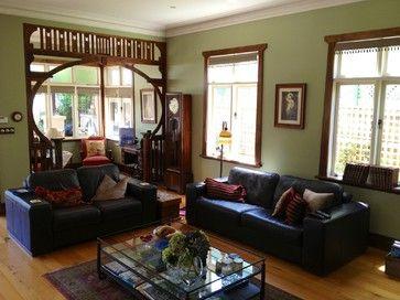 australian californian bungalow interiors - Cerca con ...