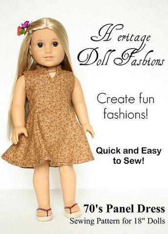 19 best AG Favorite Designer Patterns - Heritage Doll Fashions ...