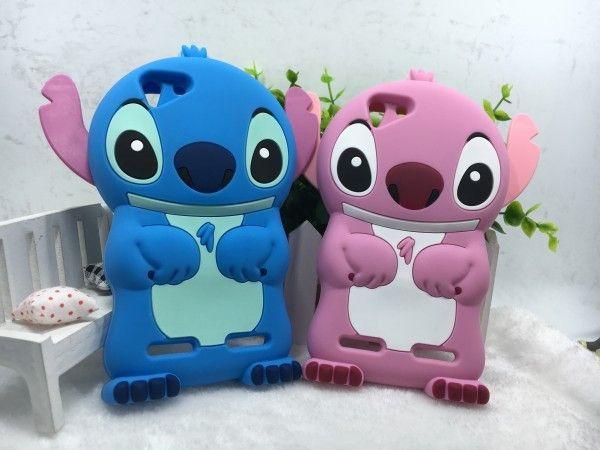 For Lenovo Vibe K5 /K5 Plus Case cute Silicon Stitch Cartoon Soft Phone Back Cover for Lenovo Lemon 3 A6020 A 6020 bag skin HOT