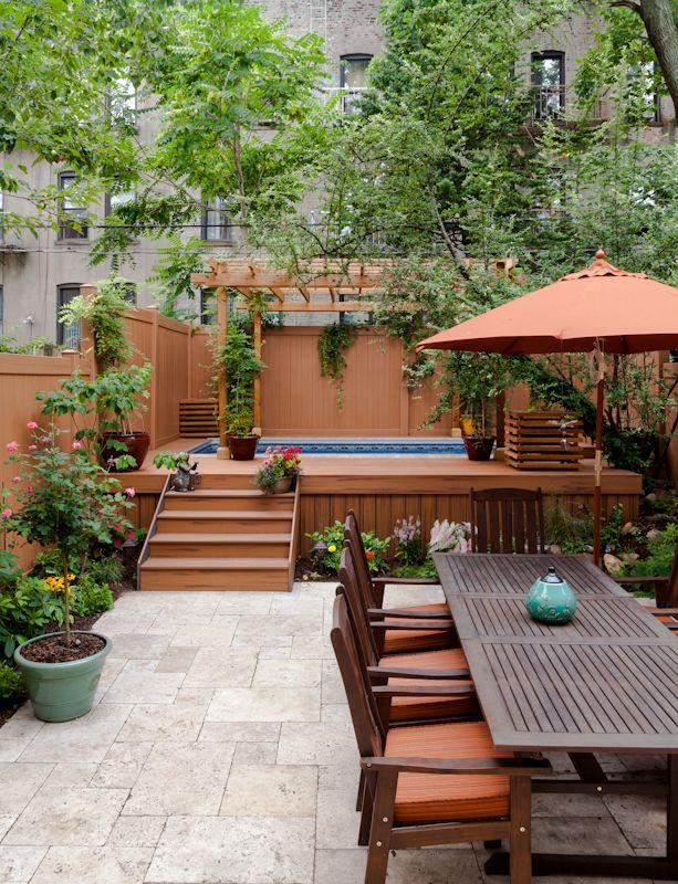 Outdoor Wall Decor Diy Backyards