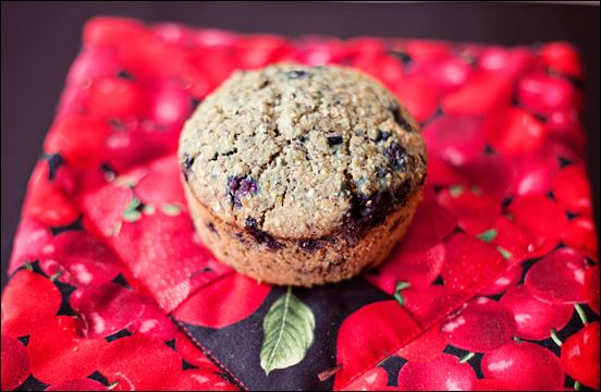 Gluten Free Vegan Mighty Tasty Blueberry Breakfast Bake | Calm Mind Busy Body