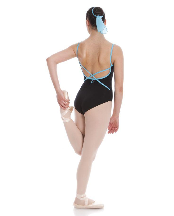 Contrast Back Wrap Camisole | Dancewear | Dance Shoes | Activewear | Energetiks™