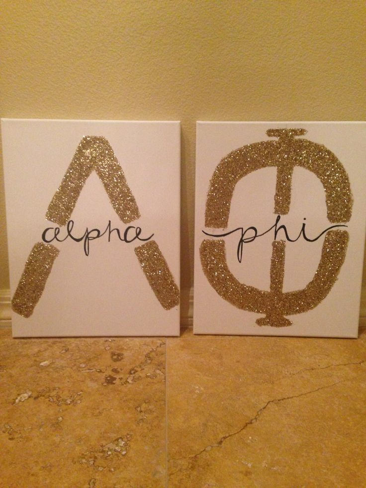 Alpha Phi letters canvas  Let our 15 years of experience help you hire great tech talent. Contact us at carlos@recruitingforgood.com