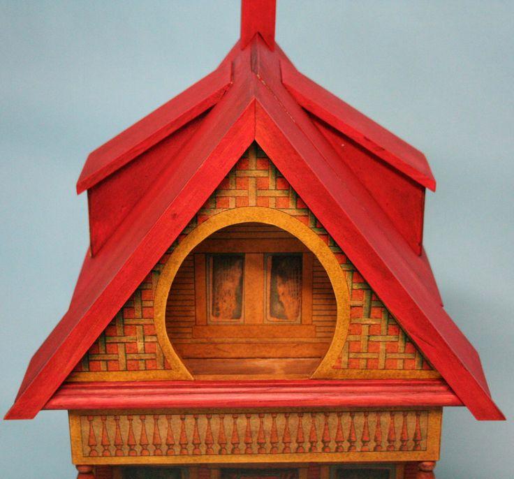 Bliss Dollhouse Wallpaper: 25 Best Nordquist Dollhouse Kits Images On Pinterest