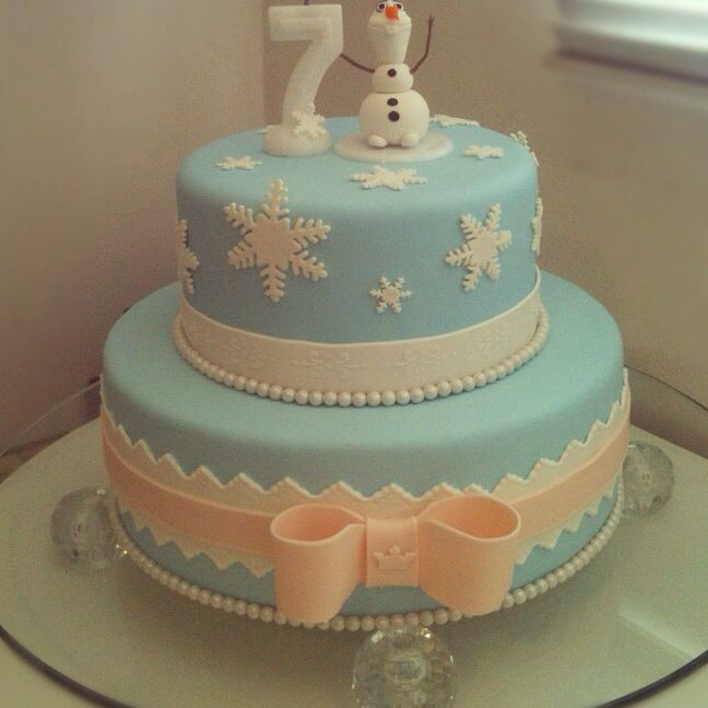 Cake Fake Frozen!