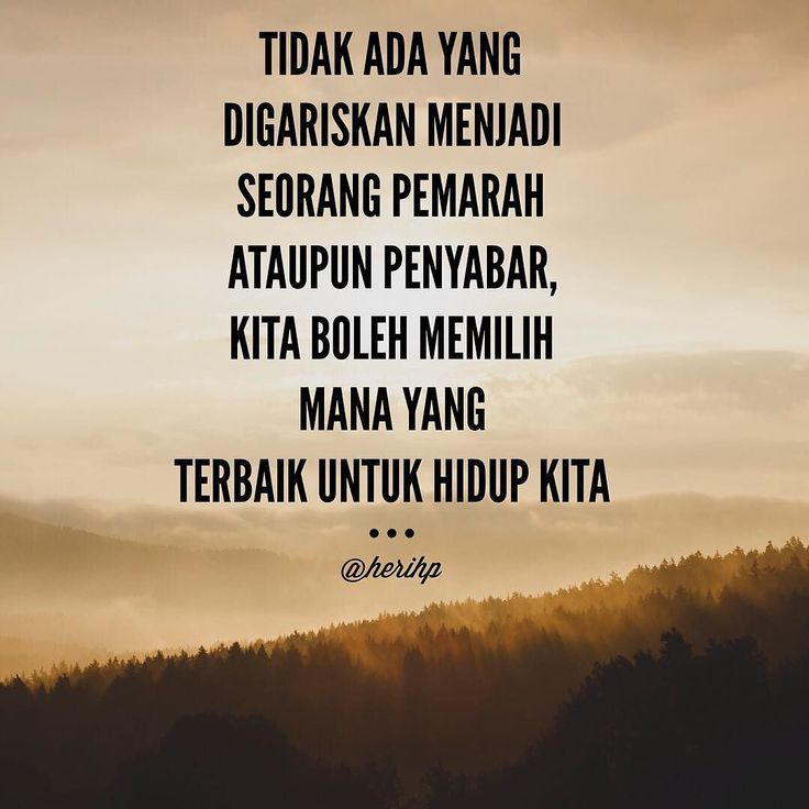 Tidak ada yang digariskan  menjadi seorang pemarah ataupun penyabar kita boleh memilih mana yang terbaik untuk hidup kita. #sabar #kontrol #takdir #respon #kebiasaan #habit #quotes #quotes #quoteoftheday #instaquote