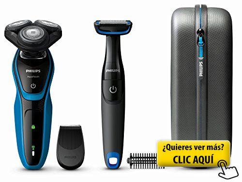 Philips AquaTouch - Afeitadora (Rotation shaver,... #maquina #afeitar