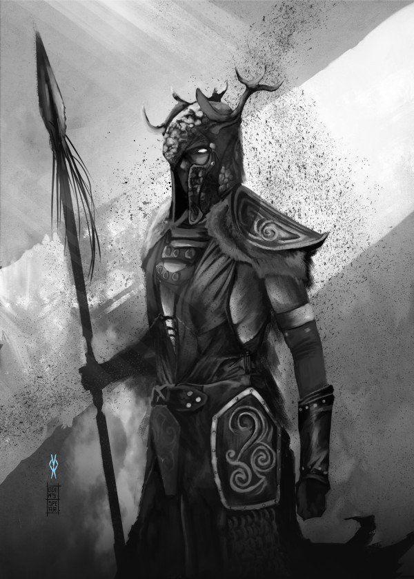 Best 10+ Odin's spear ideas on Pinterest | Received by ...  Best 10+ Odin&#...