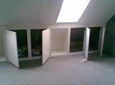 idee voor openslaande deuren ipv schuifdeuren voor schuine kant