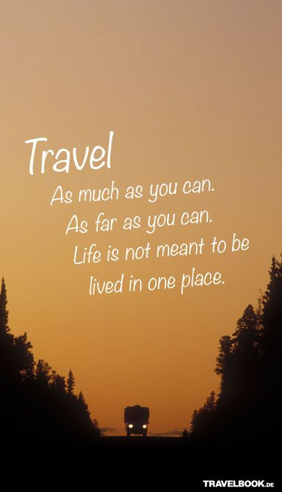 Ber ideen zu reisespr che auf pinterest for Lebensmotto englisch