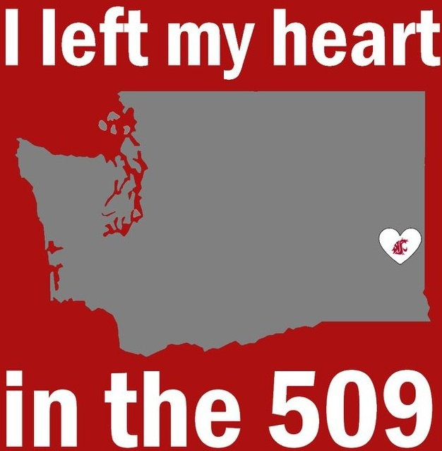 W <3 S <3 U: Washington State, Wsu Cougs, 3 Years, Cougs Αφ, Aoii Cougs 3, Go Cougs, U.S. States