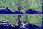 Mississippi Coastline - Hurricane Katrina Aftermath