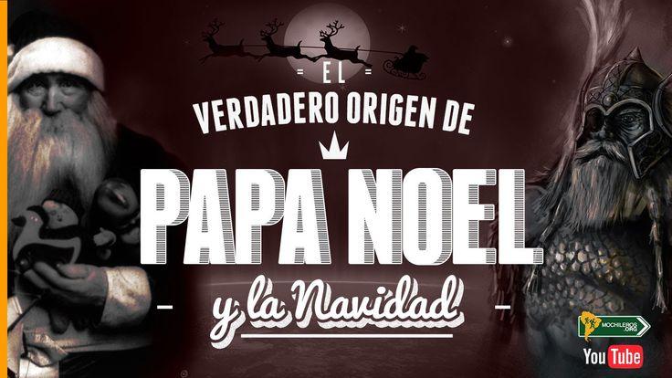 El verdadero origen de #PapaNoel y la #Navidad  True Story of Santa Claus and origin of Christmas (video with subtitles)  #Christmas #navideño #santaclaus #sinterklaas