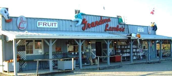 Jam & syrup, Grandma Lambe's - Meaford, Ontario