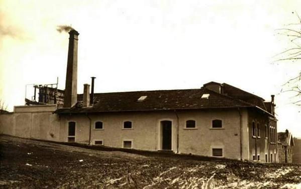 Nestle Çikolata Fabrikası, 1928, #Şişli #istanbul #istanlook