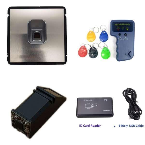 Free shipping Newest Mini USB 125KHZ RFID Reader for iPad