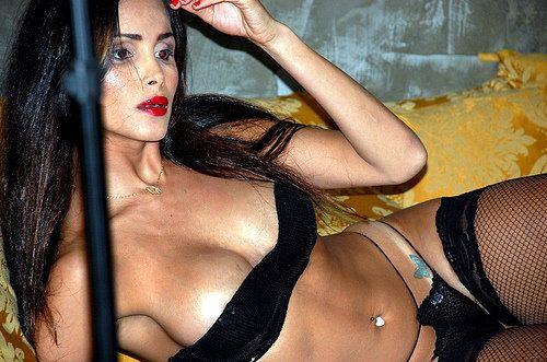 Patricia araujo transsexual