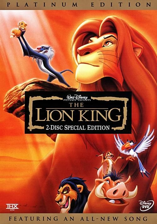 The Lion King - 1994