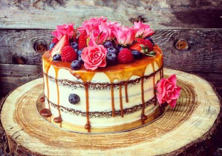 hromisha – Mazané dorty