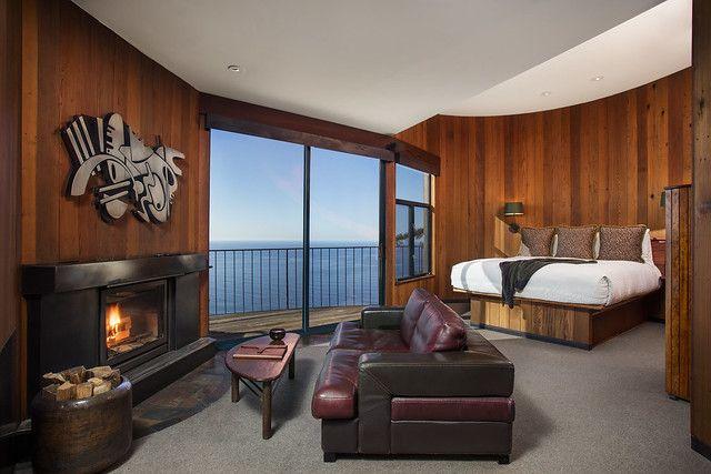 Best California Resorts Post Ranch Inn Coast House Monterey
