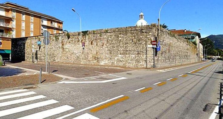 Como - Castello della Torre Rotonda