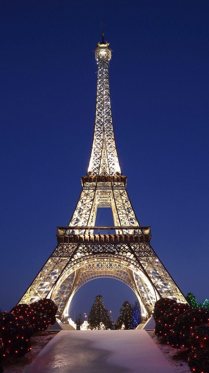 Wallpaper Iphone Eiffel Tower Paris Wallpaper