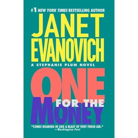 One For The Money (Stephanie Plum, #1) by Janet Evanovich / 9780312362089 / Fiction - Mystery