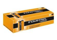 Duracell Industrial 9V 10 pak
