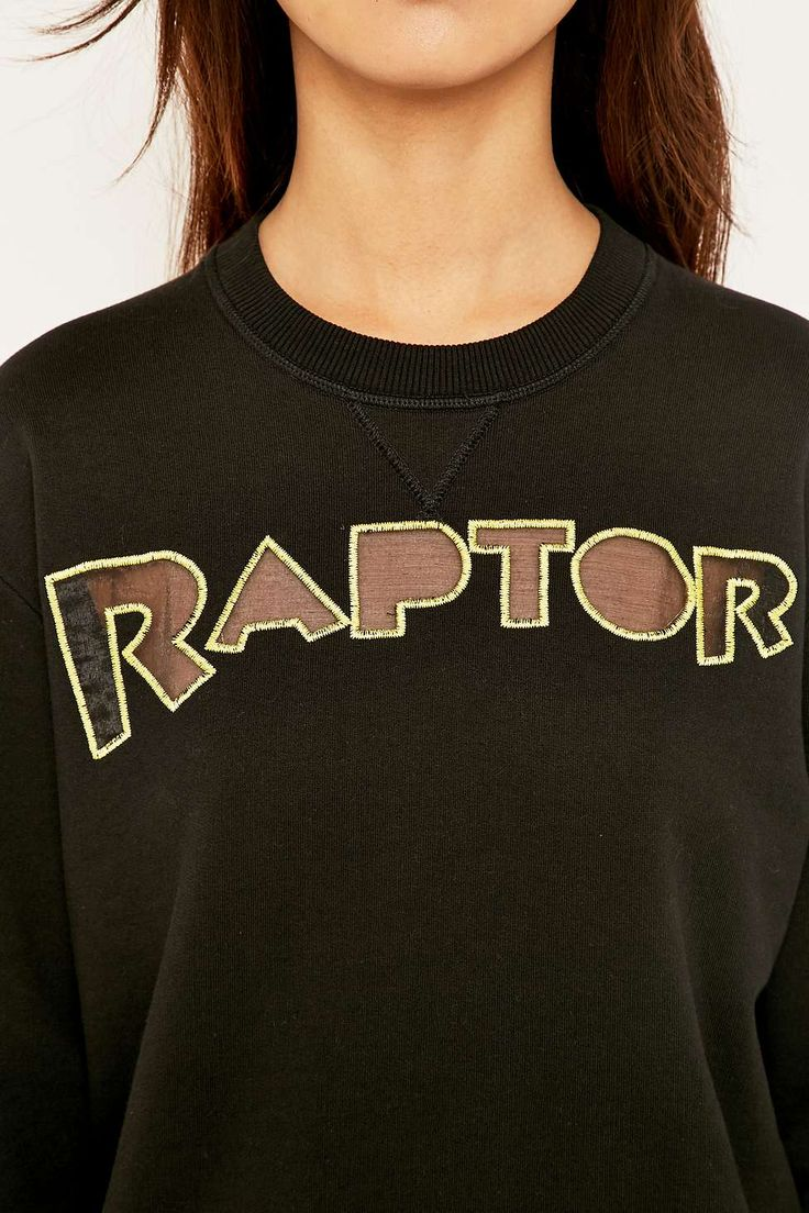 Peter Jensen Raptor Sweatshirt