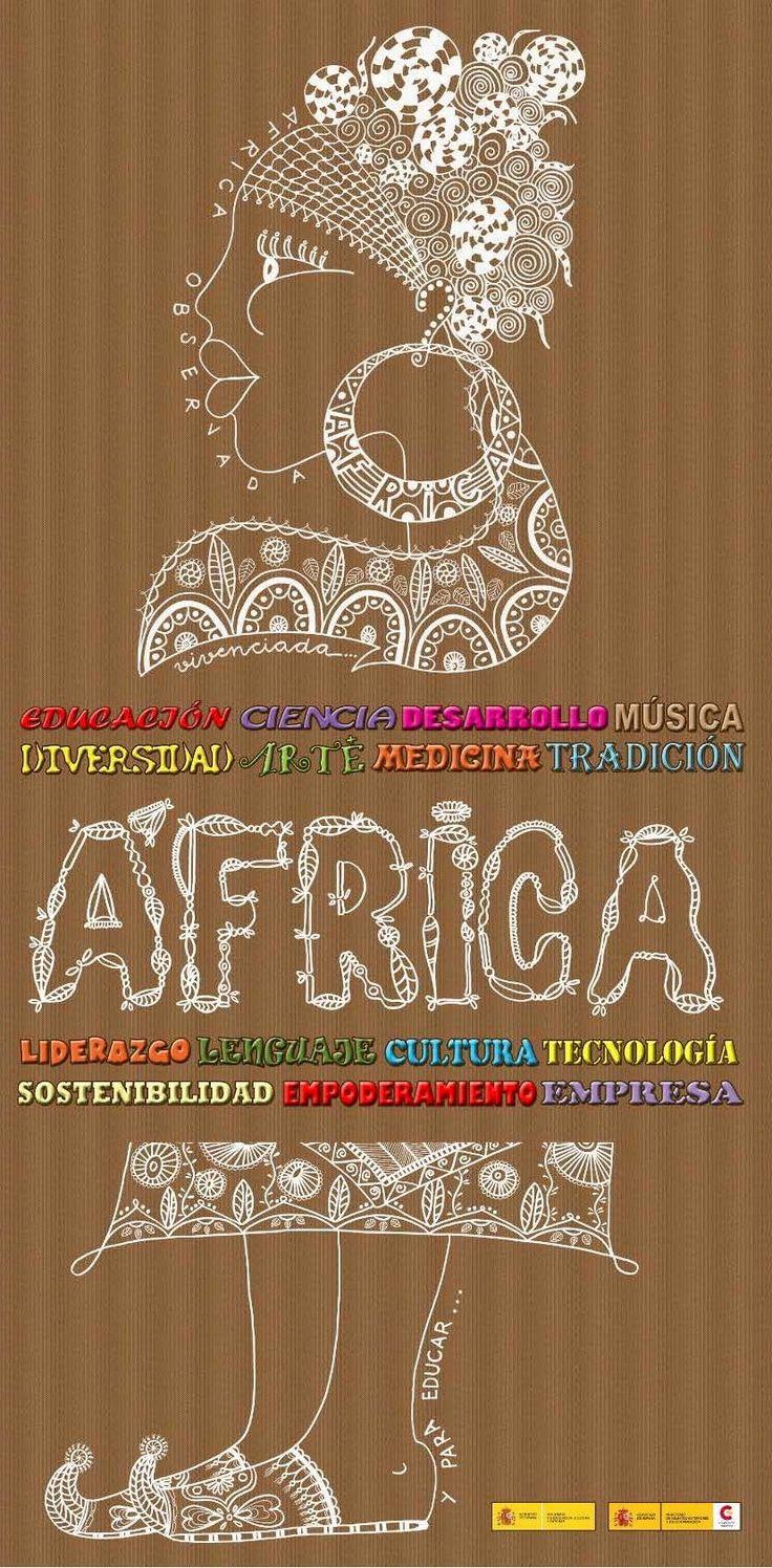 África en el VI Encuentro #EpDlapersonaenelcentro por @monsealo