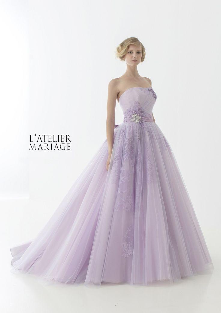 着たいドレスが必ず見つかる*カラードレスが人気のドレスブランド5選♡にて紹介している画像