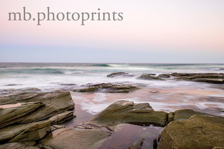 Visit my Etsy store to see what other prints are available. Mooloolaba Seascape Ocean Photography Beach Wall Art Pastel Wall Decor